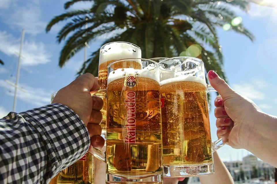 Piwo w chorwacji