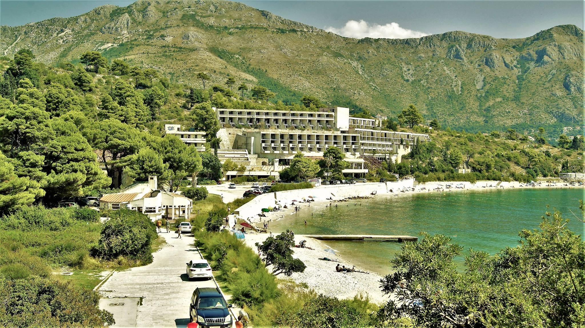 Kupari - zatoka umarłych hoteli
