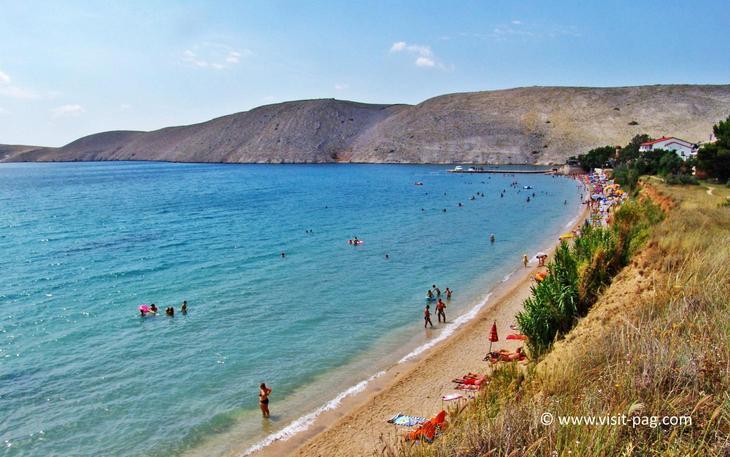 Vlašići Beach1
