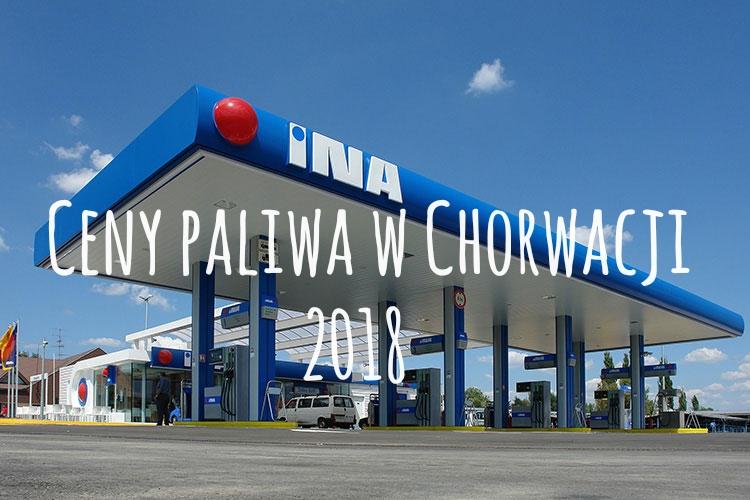 1462c34e505fb0 Ceny paliw w Chorwacji 2019 » Cromania.pl