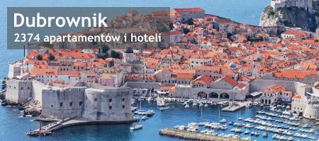 Dubrovnik apartamenty i hotele