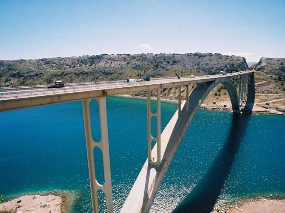 Most na wyspę Krk - cena przejazdu