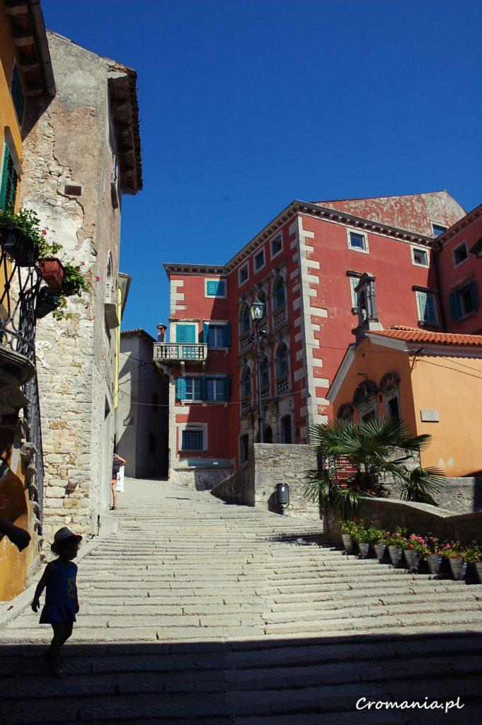 Labin, Istria, Chorwacja