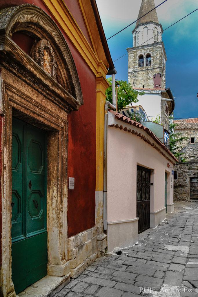 Buje Istria
