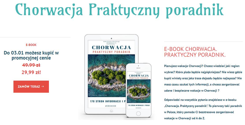 Chorwacja poradnik