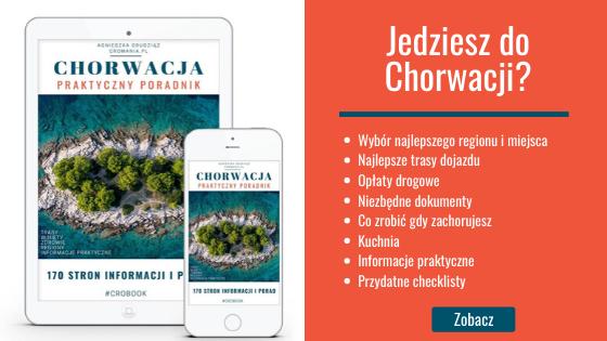 Ebook Chorwacja, Poradnik.