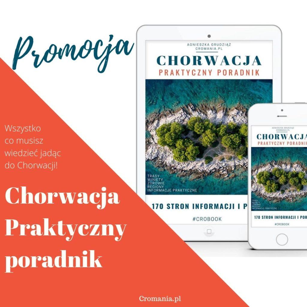 Ebook Chorwacja poradnik